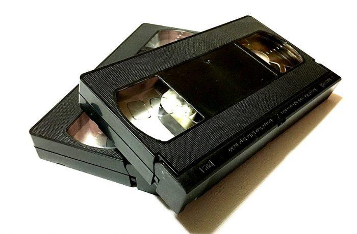 思い出のVHSテープをDVDに!